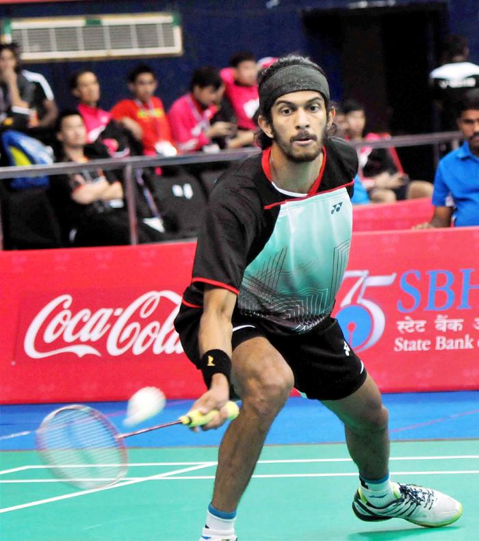 Ajay Jayaram in action