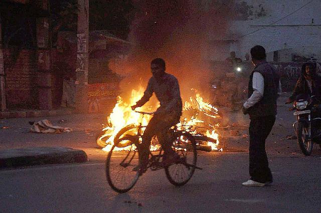 Jat protests haryana