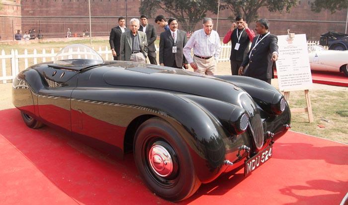Prakash Javadekar on Jaguar