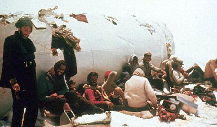 Survivor of the 1972 Andes plane crash describes the