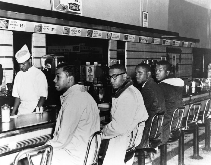 Woolworth Lunch Counter