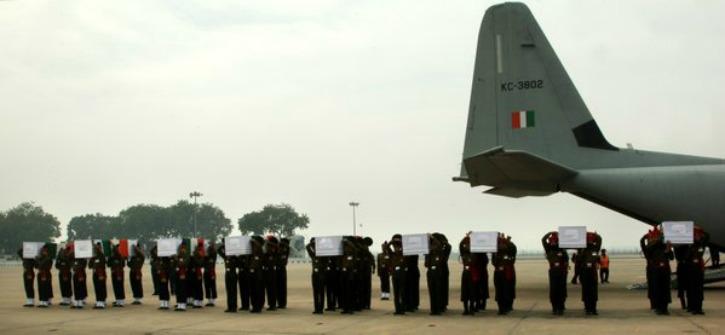 India Bids Teary Eyed Farewell To Nine Siachen Bravehearts