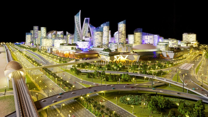 mall world dubai biggest
