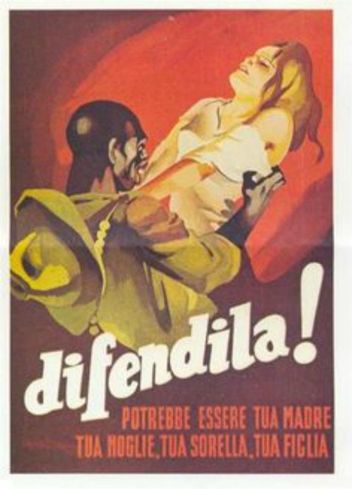 WWII fascist propaganda