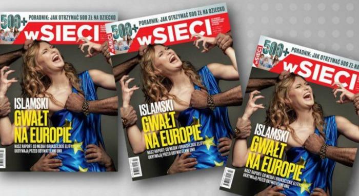 """The Islamic rape of Europe"""