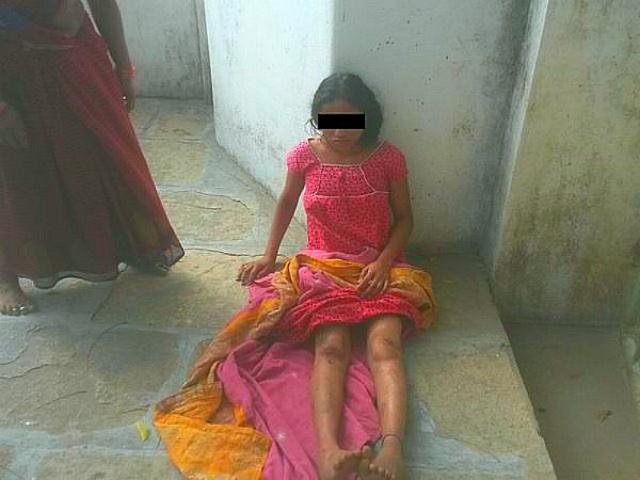anitha woman beaten telangana