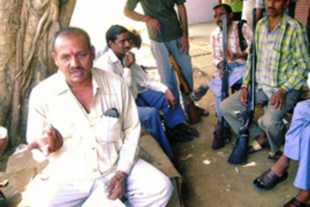 This Former Dacoit Is Now An Idol In A UP Temple