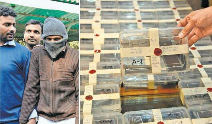 Delhi Police Busts Illegal Arms Home Delivery Racket