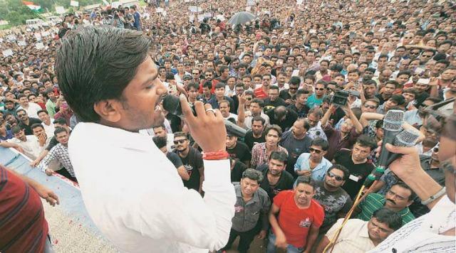 Recent Protests Demanding Reservation