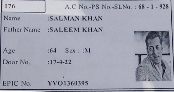 salman voter