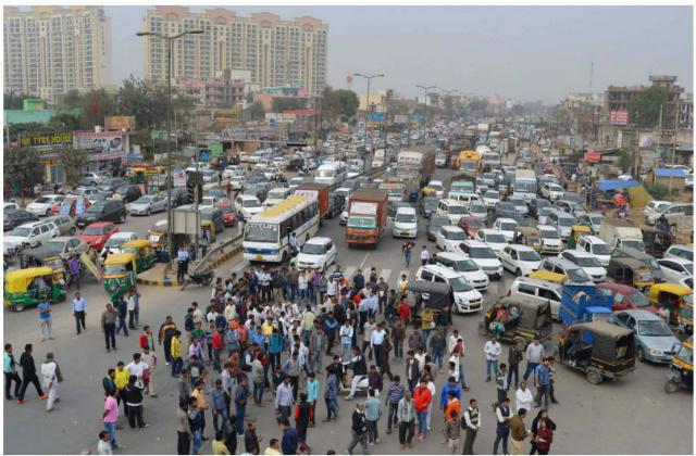 Jat protests 2