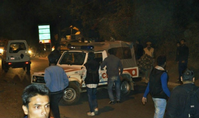 Delhi Police Detain Seven People Because They Looked Like JNU Students