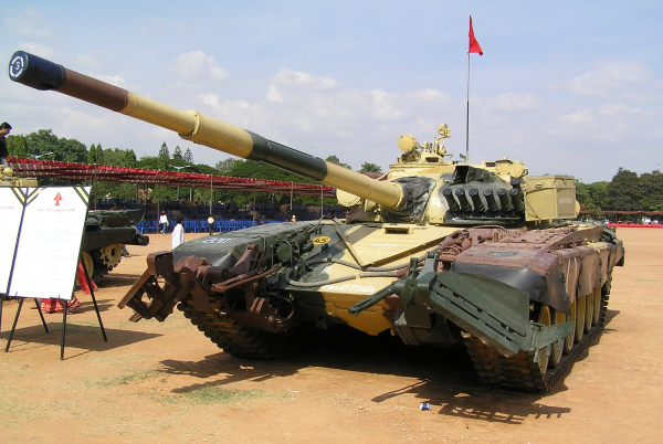 tank indian army