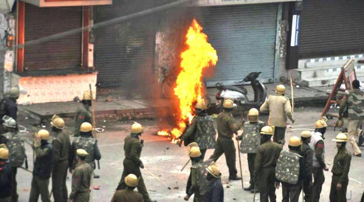 Jat Protests