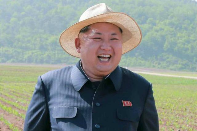 Kim Kardashian Just Got An All New Challenger Kim Jong Un