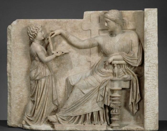 Ancient Greek Sculpture