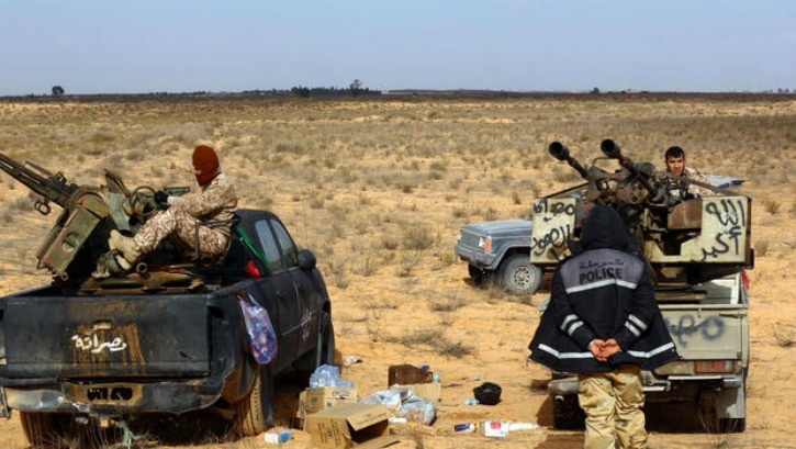 Unidentified Masked Sniper Is Taking Out ISIS Top Leaders In Libya