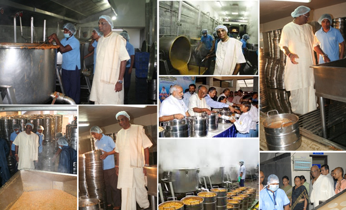 , An IIT Graduate Who Is Providing Mid-Day Meal To School Children