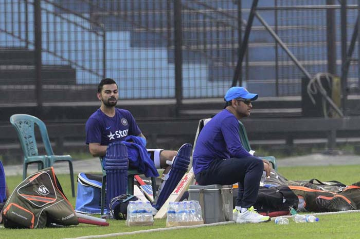 Asia Cup: India, Pakistan Players Practice Together, But Skip Pleasantries