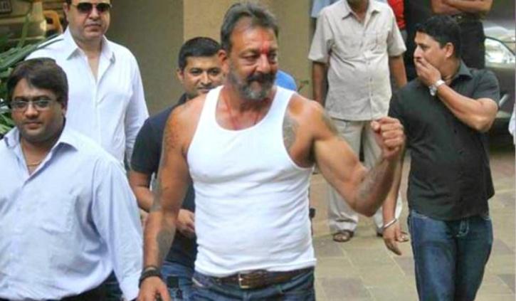 sanjay dutt-jail