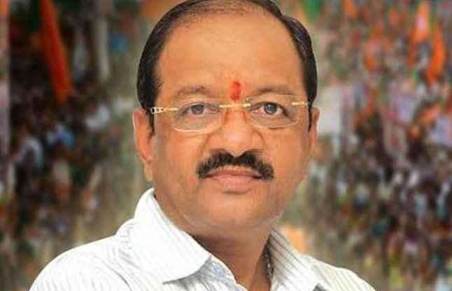 BJP MP Gopal Shetty