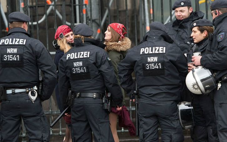 Woman Journalist Sexually Assaulted in Cologne