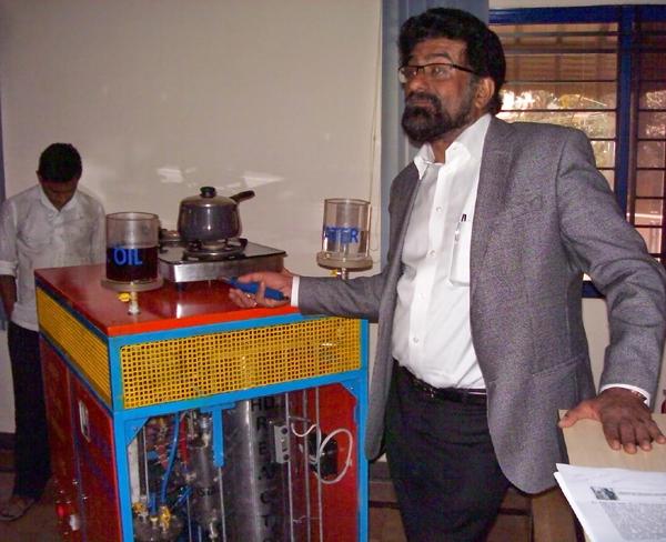 Prof Rajah Kumar