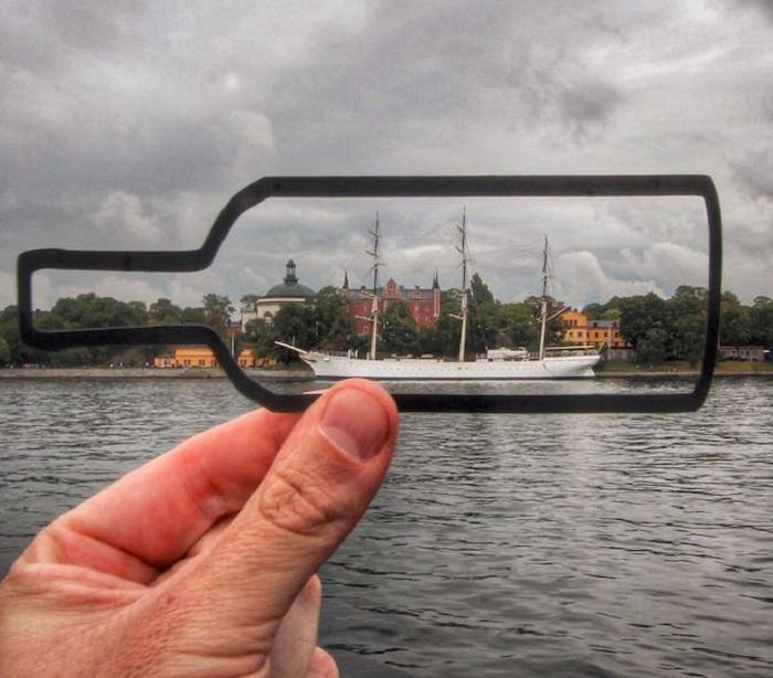 Af Chapman, Stockholm