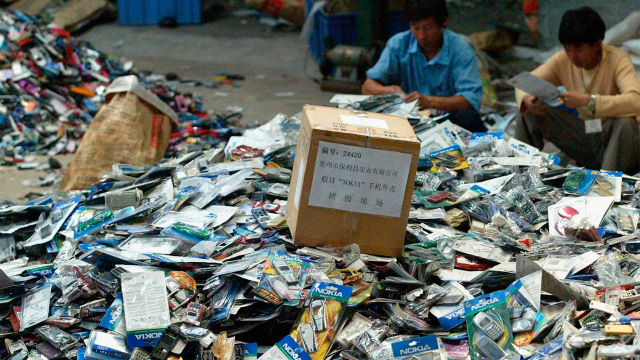 china phone market