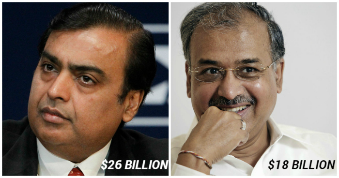 India richest billionares hurun