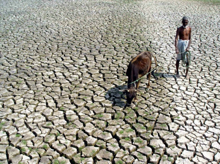 water drought india