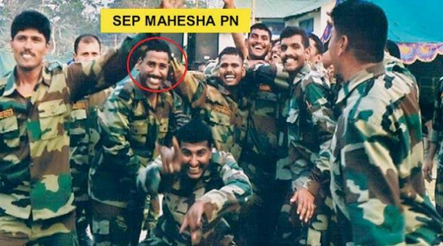 These Are The Nine Indian Army Men Who Sacrificed Their Lives  Along With Lance Naik Hanamanthappa