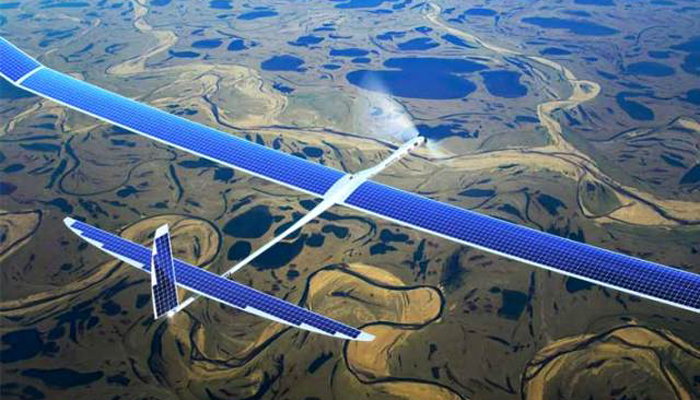 Solar-Drone