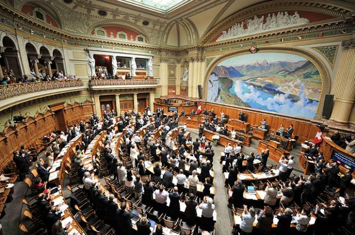 Switzerland Parliament