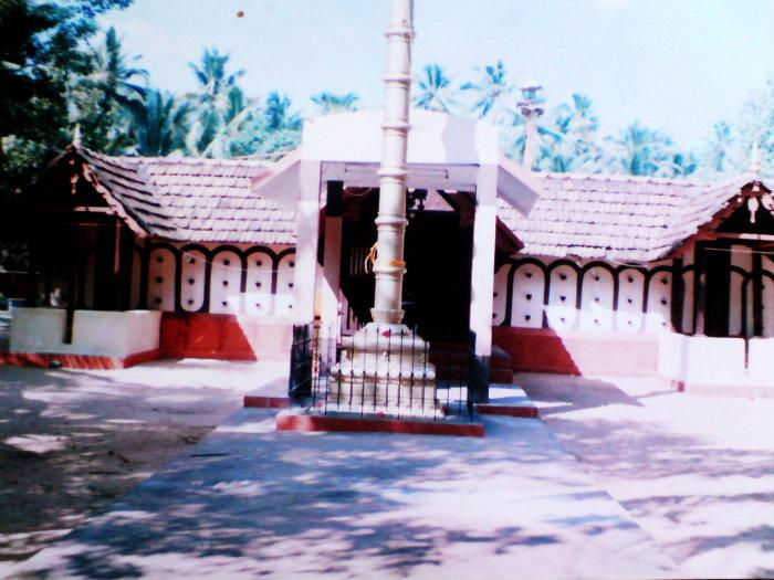 shiva temple Puthennada