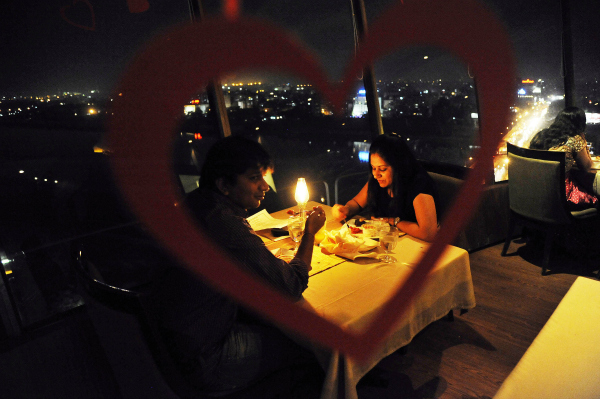 Valentine day india