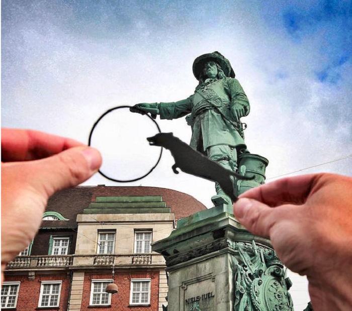 Statue of Niels Juel, Copenhagen