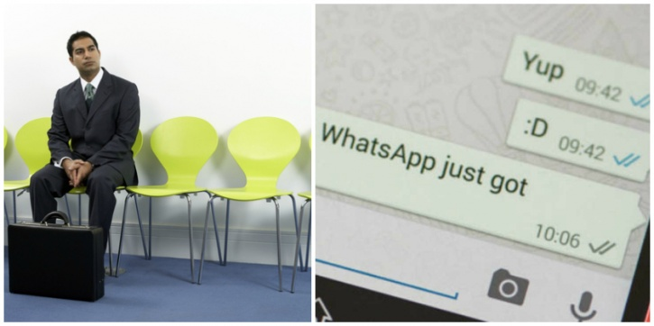 Move Over Video Conferencing, Now Employers Are Hiring Students Over WhatsApp!