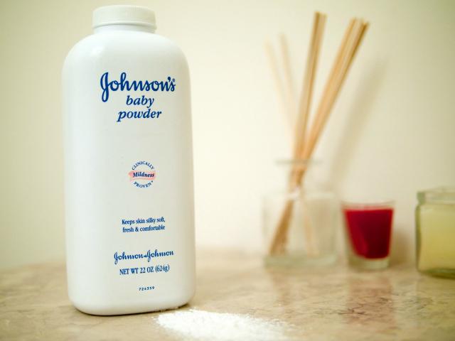 johnson and johnson powder