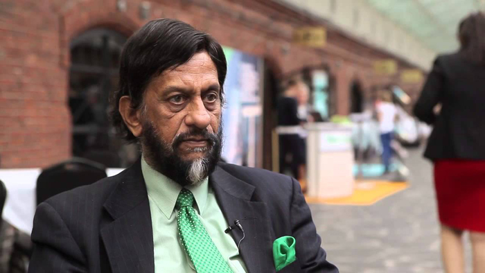 Police Soon To Charge TERI Head R.K. Pachauri  For 10 Years
