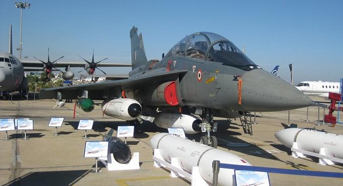 Tejas at International Air Show