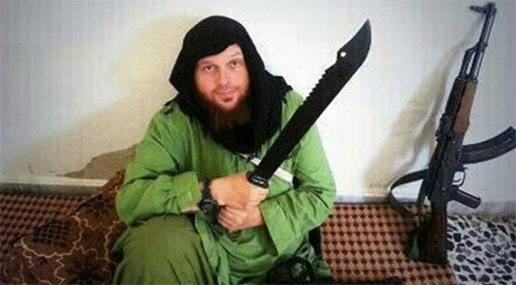 ISIS Recruit Lists His Job Skills On Linkedin