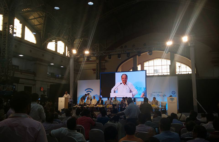 Google's free Wi-Fi launched at Mumbai Central station