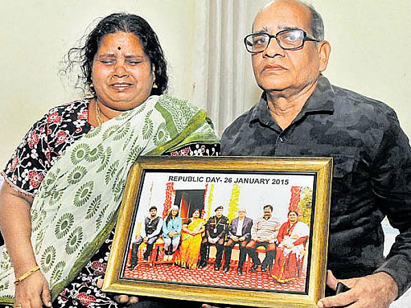 colonel niranjan kumar family
