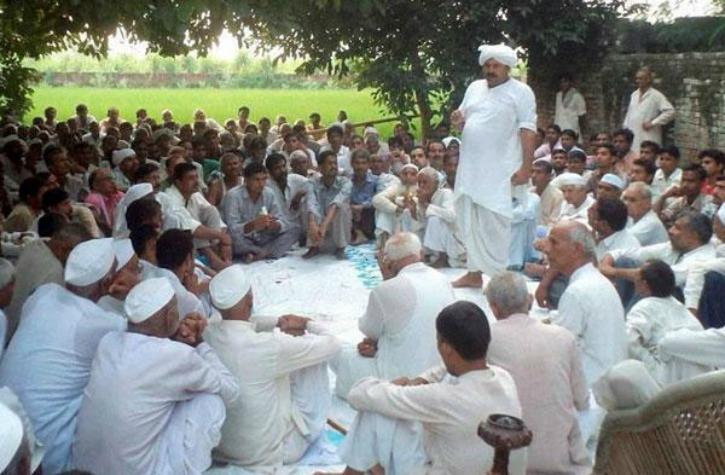 UP Panchayat Lets-off Rapists With Five Slaps