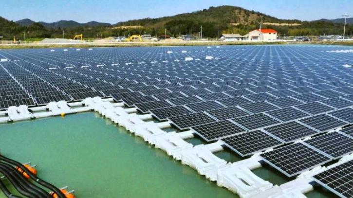 Floating Solar Farms