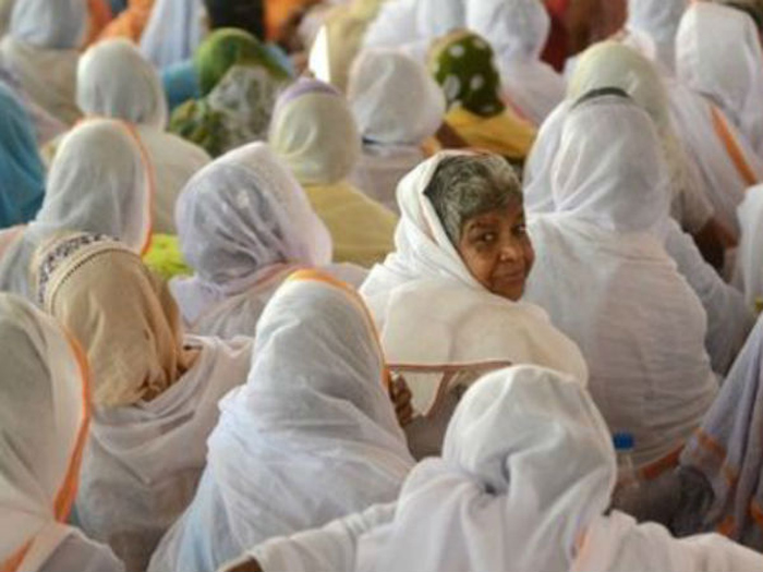 Gujarat businessman invites 18,000 widows to bless his son