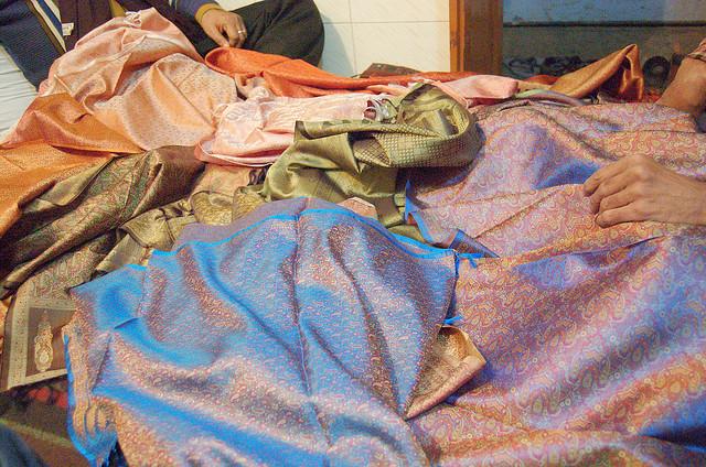 Benarsi saris