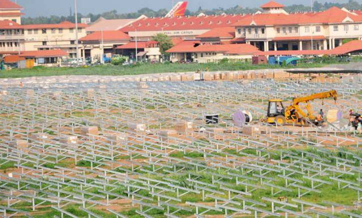 After Kochi, Hyderabad Airport Switches To Solar Power