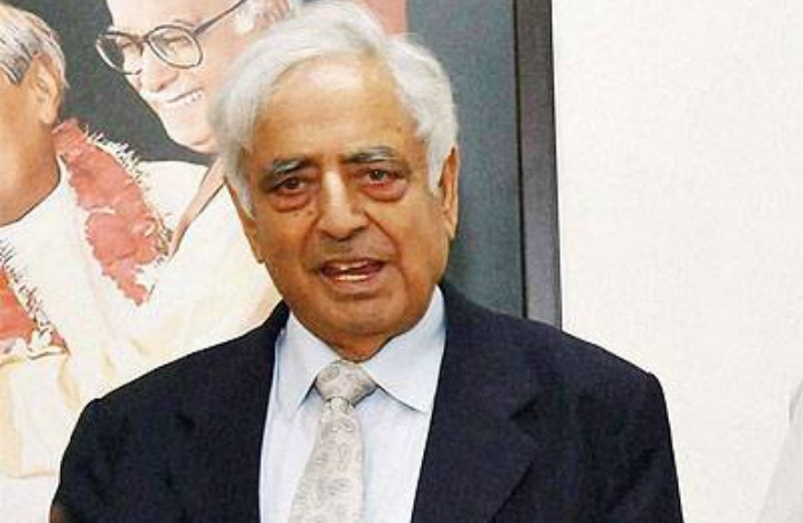 Everything You Need To Know About Mufti Mohammad Sayeed